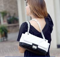 black and white bags women famous brands  women messenger bag women leather handbags