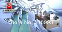 5ML,300ml,1000ML horizontal type pneumatic single pump liquid or paste filling machine