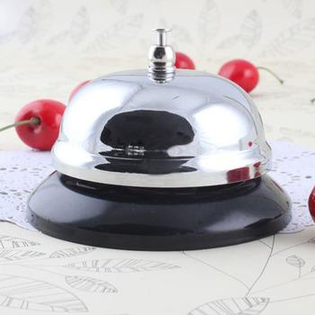 New Desk Kitchen Hotel Counter Reception Restaurant Bar Ringer Call Bell Service #12275