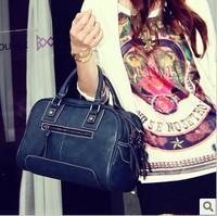 WHOLESALE!!!2013 women's handbag casual fashion motorcycle bag messenger bag handbag big bags