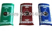 20pcs /lots  hot sale  muslim pocket travel prayer mat with compass praying prayer carpet