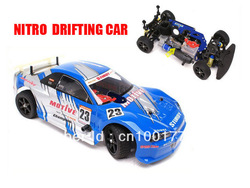 Promotion Price!!!1/10th drifting racing off-road rc nitro gas power car/15cc Taiwan engin/HL3850-1/RTR(China (Mainland))