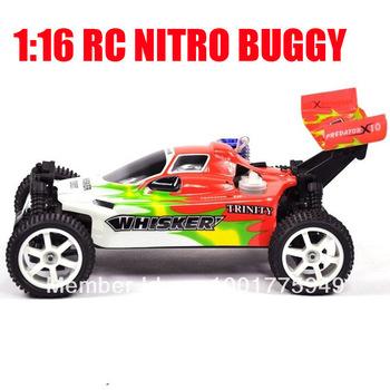 Promotion Price!!! 1/16th drifting racing on-road rc nitro car gas power car/5cc Taiwan engin/Victory Hawk VH-V16/RTR