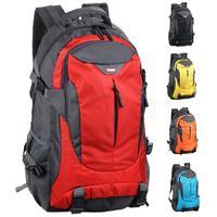 travel hiking kids school backpack red yellow blue black orange