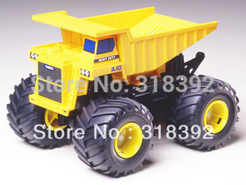 Tamiya 17013 1/32 Wild Mini 4WD Series No.13 Mammoth Dump Truck kit 1:32 Electric R/C Car free shipping wholesale hot helikopter