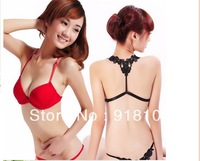 news fashion sexy Bra front buckle beauty back inspired bra smooth surface push up bra lingerie intimates