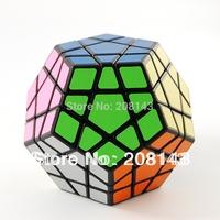 Free shipping! Shengshou Megaminx Magic Cube Black
