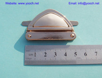 handbag/bag accessories, fashion lock , turn lock, bag lock