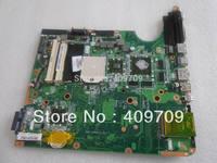 original DV6 AMD motherboard 571187-001 DAUT1AMB6E1 31UT1MB000  DDR2 100% work test fully