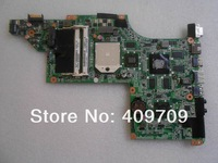 100% NEW  100% HOT SaLe Free shipping !603939-001 DV6 AMD mainboard for hp laptop motherboard Test 100% good condition