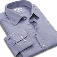2014  New  Autumn men's   long sleeve dress  shirt   fashion  solid color  camisea  shirts   T31021 S M L XL XXL