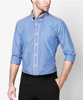 New 2014  Business  Casual men  slim fit shirt   oculos long sleeve  fashion  camisa shirts  100% cotton   S M L XL XXL