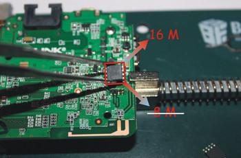 [SLBoat]TP-Link TL-WR703N Mod 64Mbyte RAM 16Mbyte Flash And TTLout