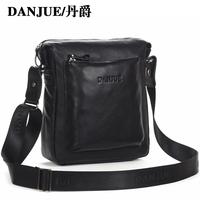 2014 men messenger bag fashion genuine leather crossbody small handbag shoulder bag men's totes,casual briefcase man bags