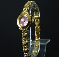 2013 korea  women and ladies fashion designer top brand bracelet  heart-shapedwatch wristwatch luxury watch free shipping