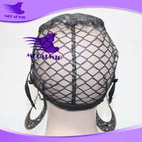 1pcs Machine Made wig Weft back Cap inside inner caps net wig making wholesale free shipping Supplier Size Medium
