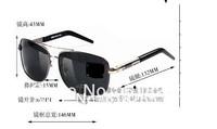 2013 hot sale M 256 Fashion Polarized sunglasses prevent UVA UVB 400