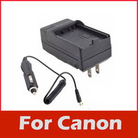 Battery AC Car Charger for Canon LP-E8 Rebel T2i EOS 550D