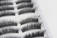 10 Pair Thick long False Fake Eyelash Eye Lash Heavy Makeup #1068