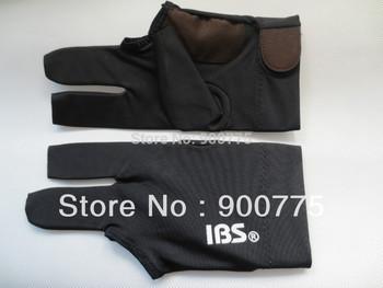Billiard gloves/Black Pool cue&snooker accessories/left hand