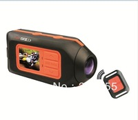 "Wholesale!  Full HD 1080p Sports camera, Sport DV, Helmet Action Camera With 1.5"" LCD and Remote control"