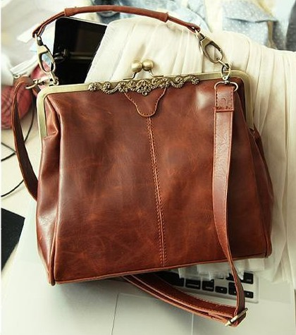 2012 autumn and winter trend all-match small bag vintage bag portable one shoulder cross-body female bags-SYYS0067(China (Mainland))