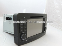 Touch Screen 2 din Car DVD Player for Benz ML 350 ML450 GL320 with GPS
