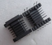 hot sales EPC19  ferrite  core  and bobbin 6S 4+6pin 20sets/lot free shipping VIA HK post mail