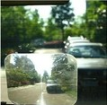 Wide angle fresnel lens parking reversing for van car useful accurately enlarge(China (Mainland))
