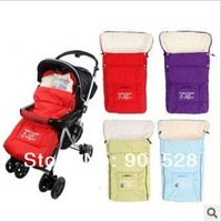 Baby Sleeping Bag Infant Blanket Winter Newborn Stroller cart Bedding Outdoor baby stroller sleeping bag for 0-36 months