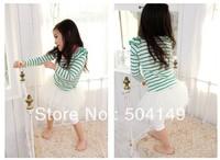 Free shipping Children's Summer tutu layered legging dress princess  pantskirt kids culottes 5pcs/lot free shiping