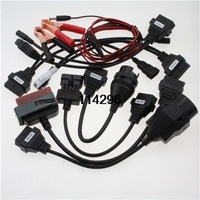 2014 hot sale cables  for cdp pro with Free shipping For car 8 cable ,include for  Audi 2P+2P Cable