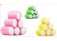 magic hair roller sponge core sponge headband hair curlers 6 LTF-069