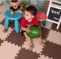 Free shipping Baby Floor puzzle Mat Children's Environmental Tasteless  Mat Eva Mats, more color & pattern: