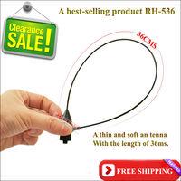 Free shipping RH-536 BNC portable two-way radio antenna RH-536