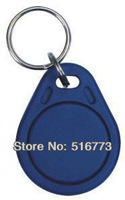 RFID 13.56MHZ  Key  tag with FUDAN chip, fully compatible with MF1 S50 IC key tag, Use for access control GB-MF003