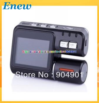 FREE SHIPPING by HK POST HD Car driving recorder 1280X720P,G-sensor 2.0 TFT spy cam CAR DVR I1000Q /Car Electronics,Camera