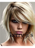 2013 High Quality Lovely Short Straight pale blonde (greyish roots) About10 Inches Synthetic Hair Wigs(Free Shipping)