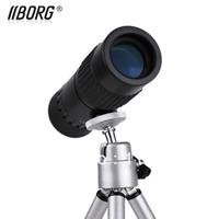 Borg B15-85X32 TOP-Quality High Power Mono Multi-coated Waterproof Pocket-size Monocular Telescope ,night vision ,free shipping