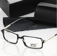 New Hot selling brand designer frames men full frames Optical fashion eyeglasses with clear lens Free shipping unisex  mb115