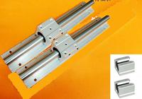 12mm Linear Guides rail bearings 2pcs SBR12 L250mm + 4pcs SBR12UU blocks