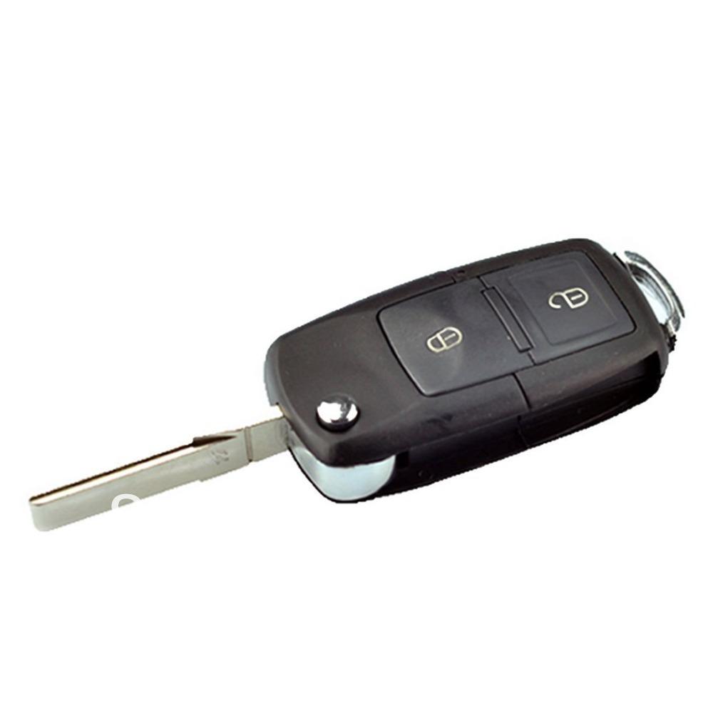 1J0 959 753 N VW Flip REMOTE KEY 433MHz 1J0959753N REMOTE KEYLESS ENTRY TRANSMITTER FOB For VOLKSWAGEN, SEAT, SKODA