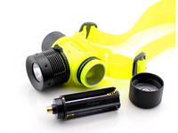 Diving Headlight headlamp CREE  LED 300 Lumens Waterproof 30m Diving Headlamp Headlight Flashlight