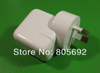 100PCS Good Quality USB AU Charger 5V/2.1A USB Power Adapter For Mini iPad 2/3 iPhone Samsung HTC And More
