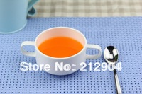 Free Shipping 2014 New High Quality Classic Bone China Binaural Drinkware Coffee Cup Ceramic Tea Cup