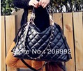 AA2013 New Occident Fashion Black Women&#39;s hangbag shoulder bag Messenger bag