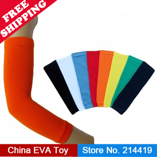 Basketball Elbow Pads Outdoor Sport Stretch Shooting Arm Sleeve Elbow Extended Armband Man Sport Free Shipping