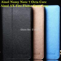 "Free Shipping Onda 7"" high quality special leather case for Onda V701/V711 V702/V712 Version tablet pc"