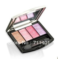 Free shipping 4 kind of perfect colors  Eye Shadow Makeup Palette Gift eye shadow makeup eyeshadow 6pcs/lot