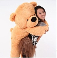Free shipping plush toys big hold bear teddy bear 100cm of cloth dolls wedding gift birthday gift.